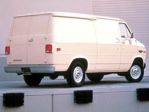Chevrolet Van 1980 - 1996 Minivan #1