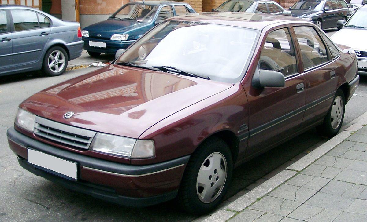 Chevrolet Vectra I 1993 - 1996 Sedan #6