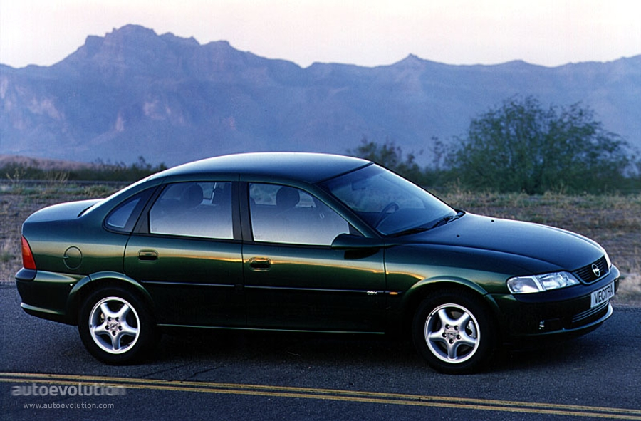 Chevrolet Vectra I 1993 - 1996 Sedan #2