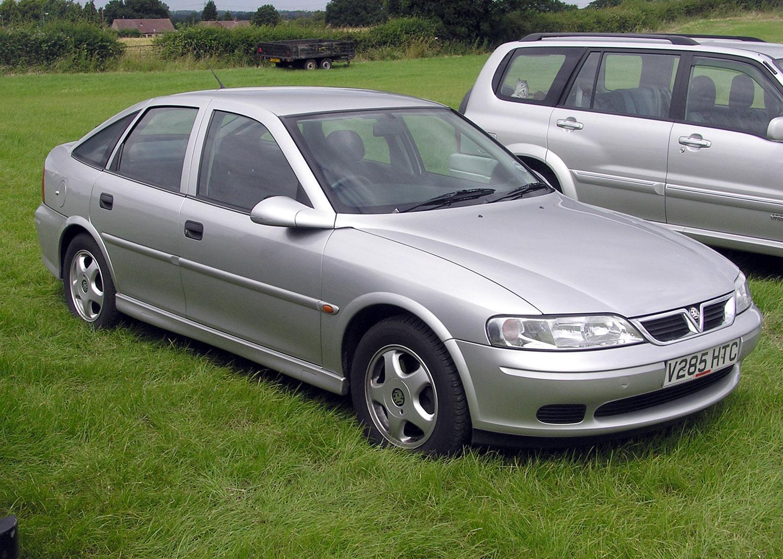 Vauxhall Vectra B 1995 - 2003 Hatchback 5 door #3
