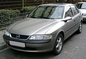 Vauxhall Vectra B 1995 - 2003 Hatchback 5 door #8