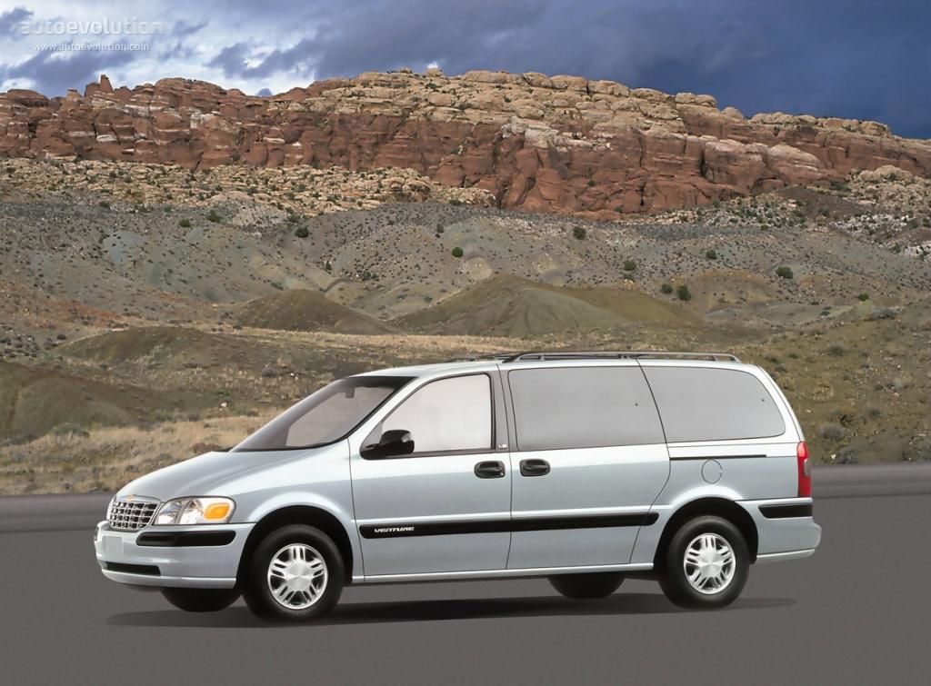 Chevrolet Venture 1996 - 2005 Compact MPV #3