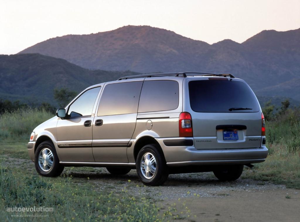 Chevrolet Venture 1996 - 2005 Compact MPV #4
