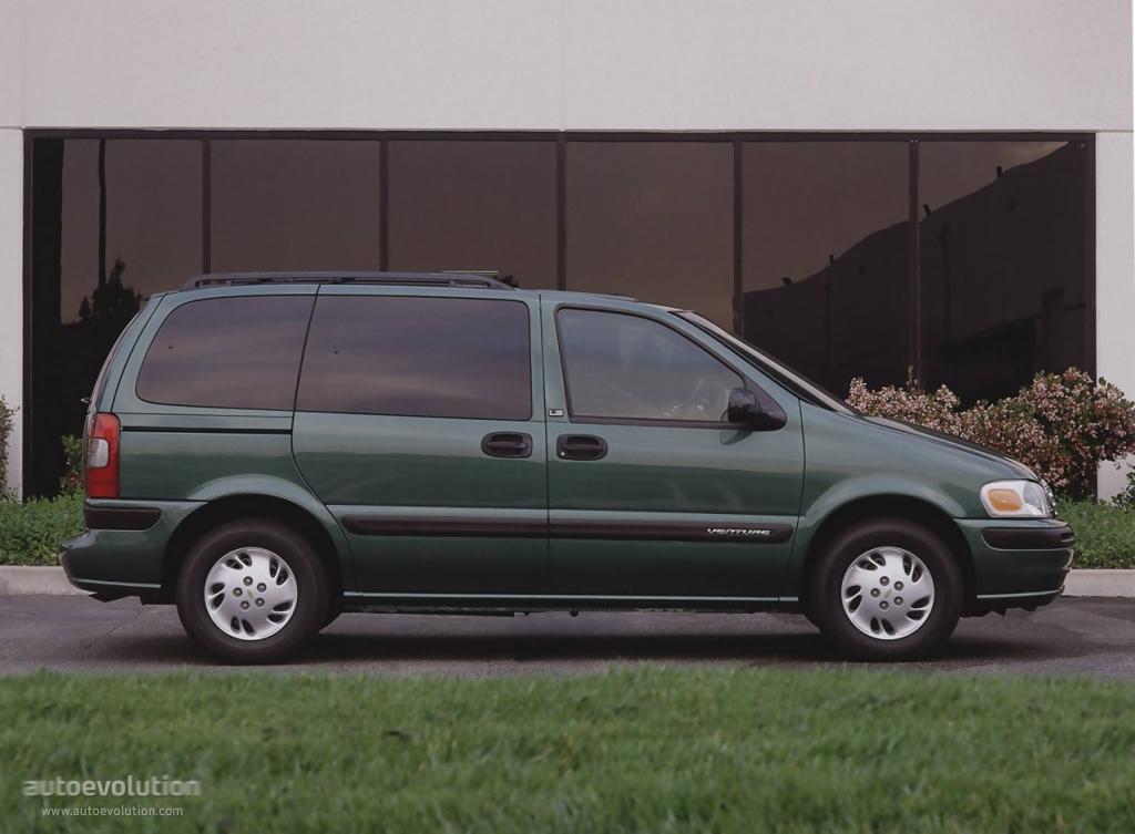 Chevrolet Venture 1996 - 2005 Compact MPV #6