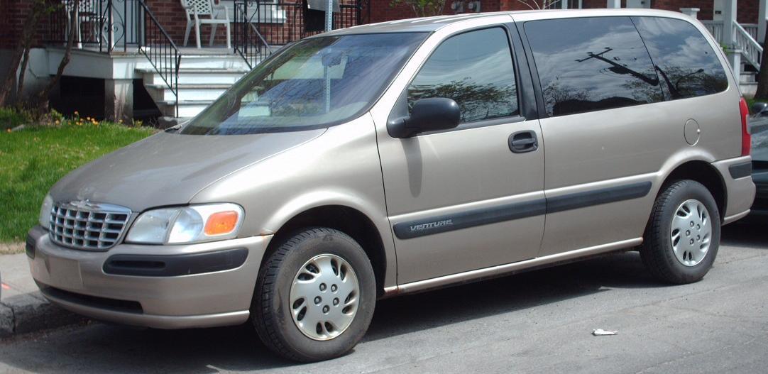 Chevrolet Venture 1996 - 2005 Compact MPV #5