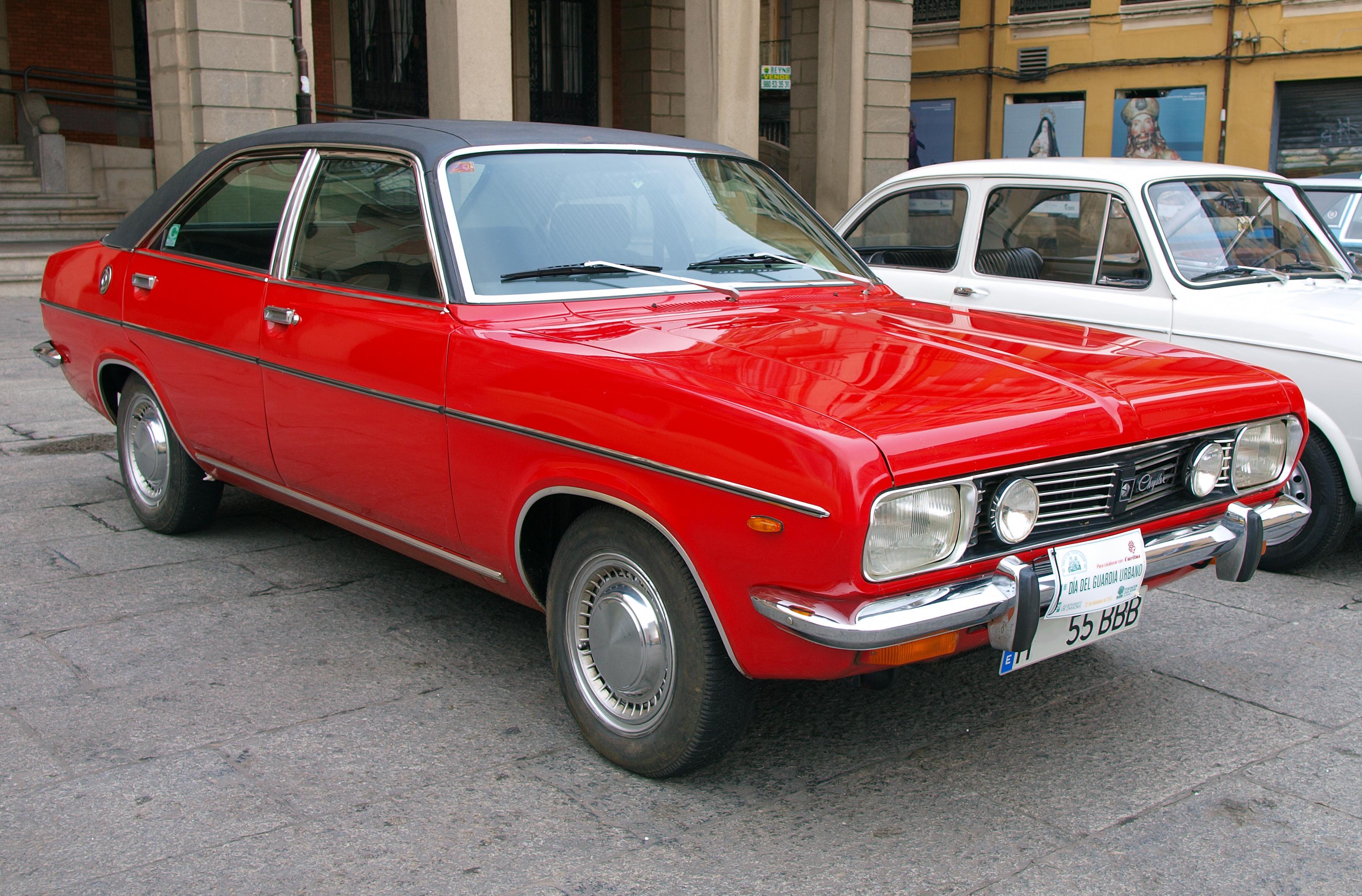 Chrysler 180 1970 - 1982 Sedan #4