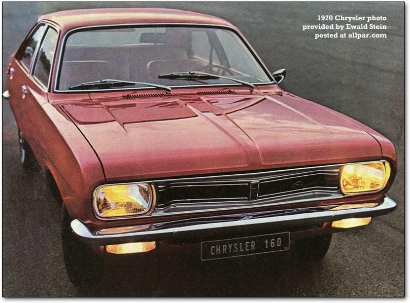 Chrysler 180 1970 - 1982 Sedan #5