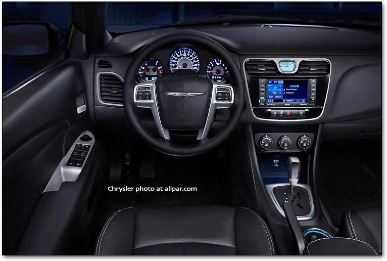 Chrysler 200 I 2011 - 2014 Cabriolet #7