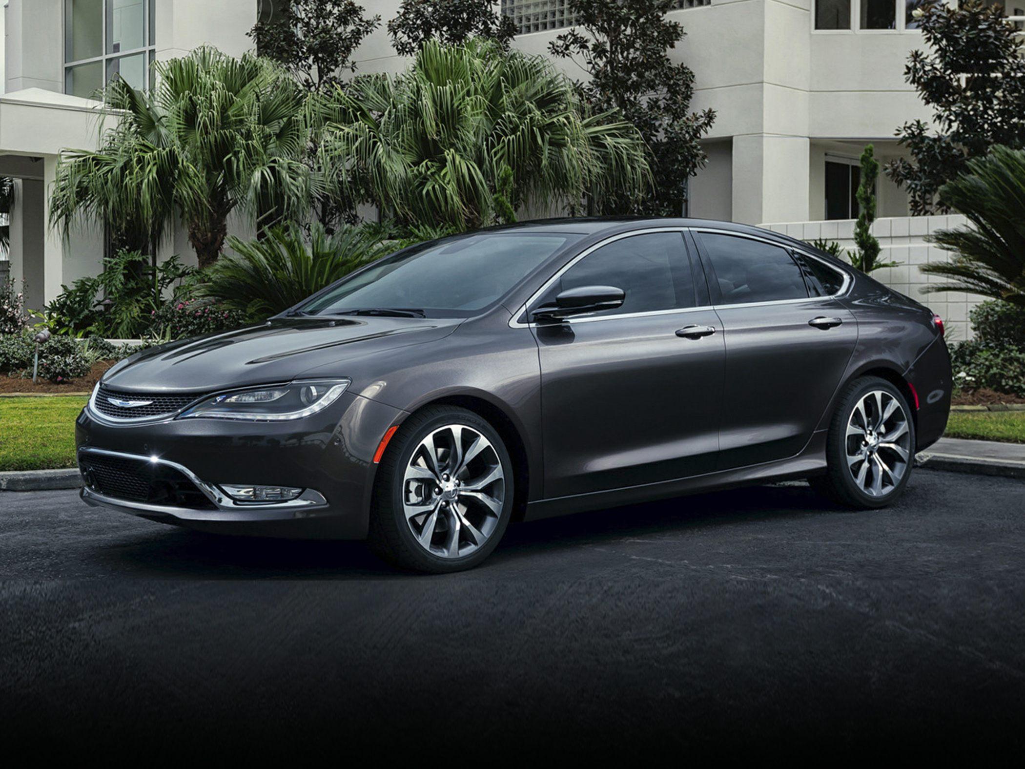 Chrysler 200 II 2014 - 2016 Sedan #2