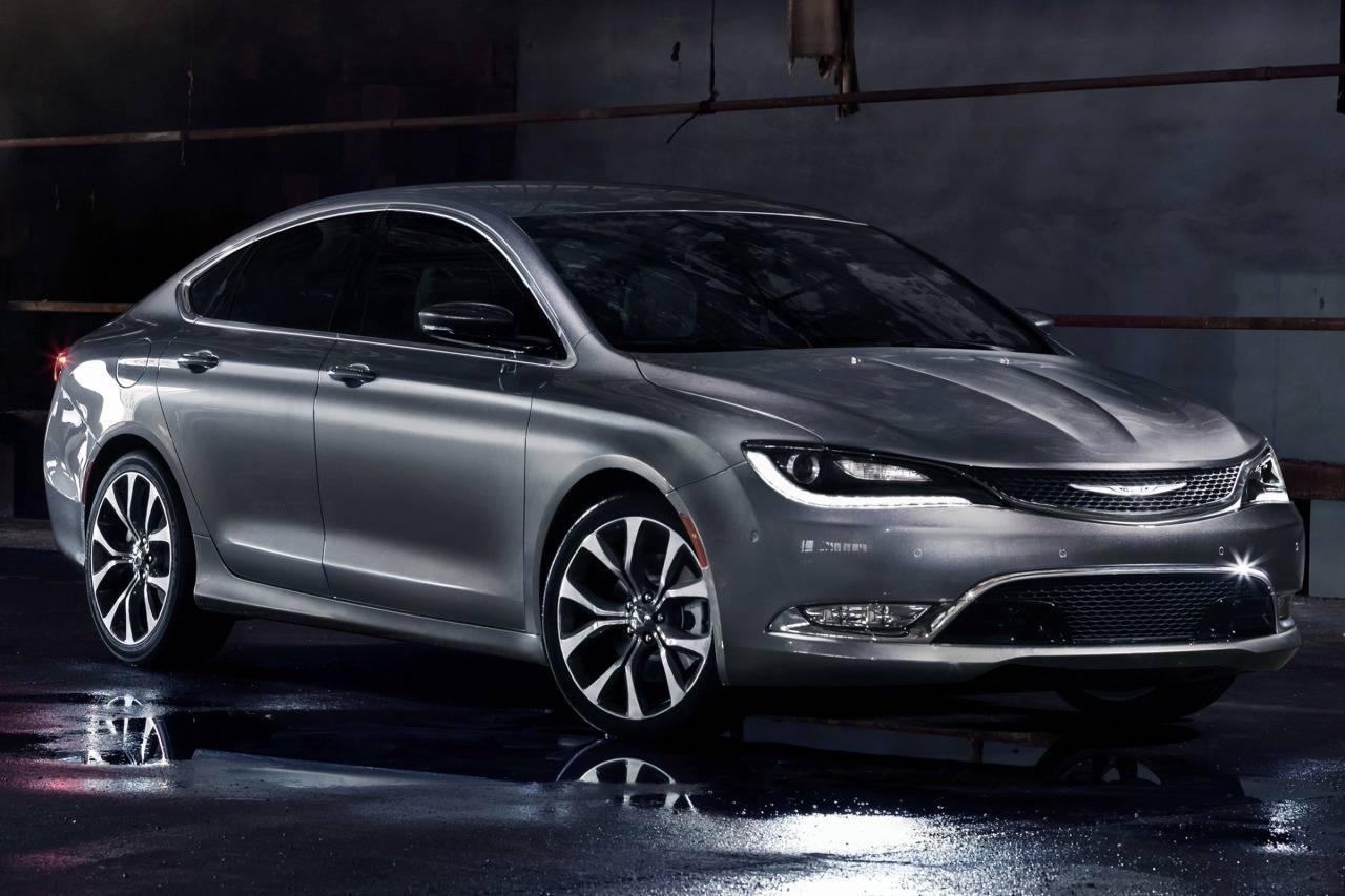 Chrysler 200 II 2014 - 2016 Sedan #6