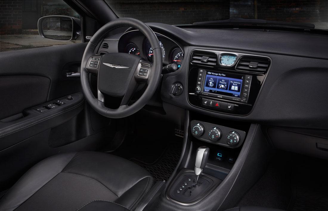 Chrysler 200 II 2014 - 2016 Sedan #5