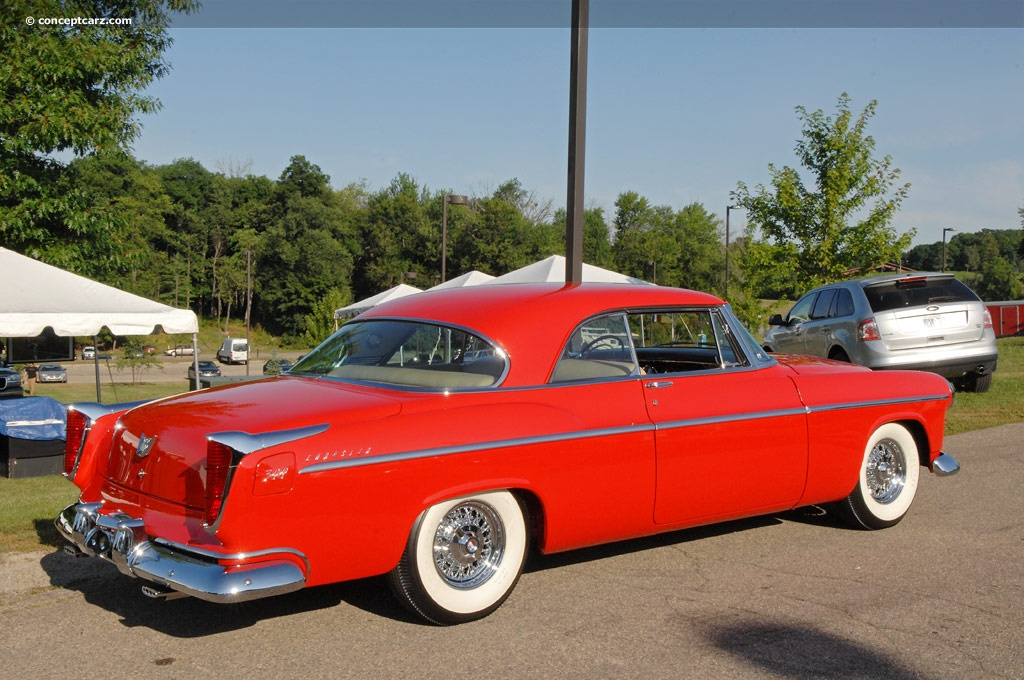 Chrysler 300 Letter Series I (C-300) 1955 - 1955 Coupe-Hardtop #5