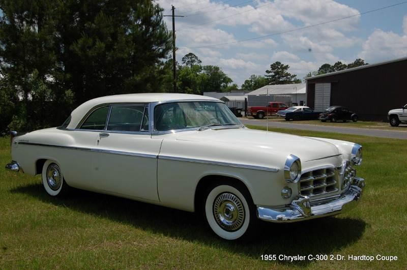 Chrysler 300 Letter Series I (C-300) 1955 - 1955 Coupe-Hardtop #1