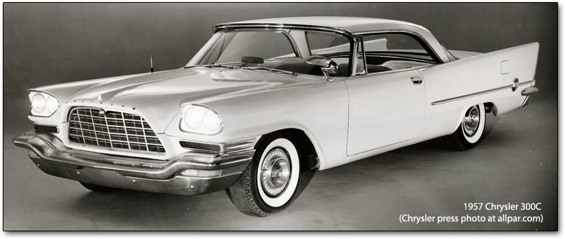Chrysler 300 Letter Series I (C-300) 1955 - 1955 Coupe-Hardtop #2