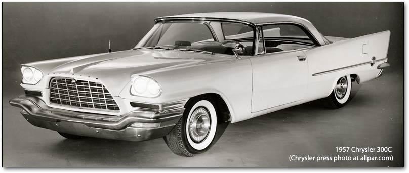 Chrysler 300 Letter Series III (300C) 1957 - 1957 Cabriolet #8