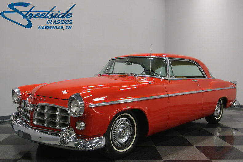 Chrysler 300 Letter Series I (C-300) 1955 - 1955 Coupe-Hardtop #8