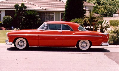 Chrysler 300 Letter Series I (C-300) 1955 - 1955 Coupe-Hardtop #6