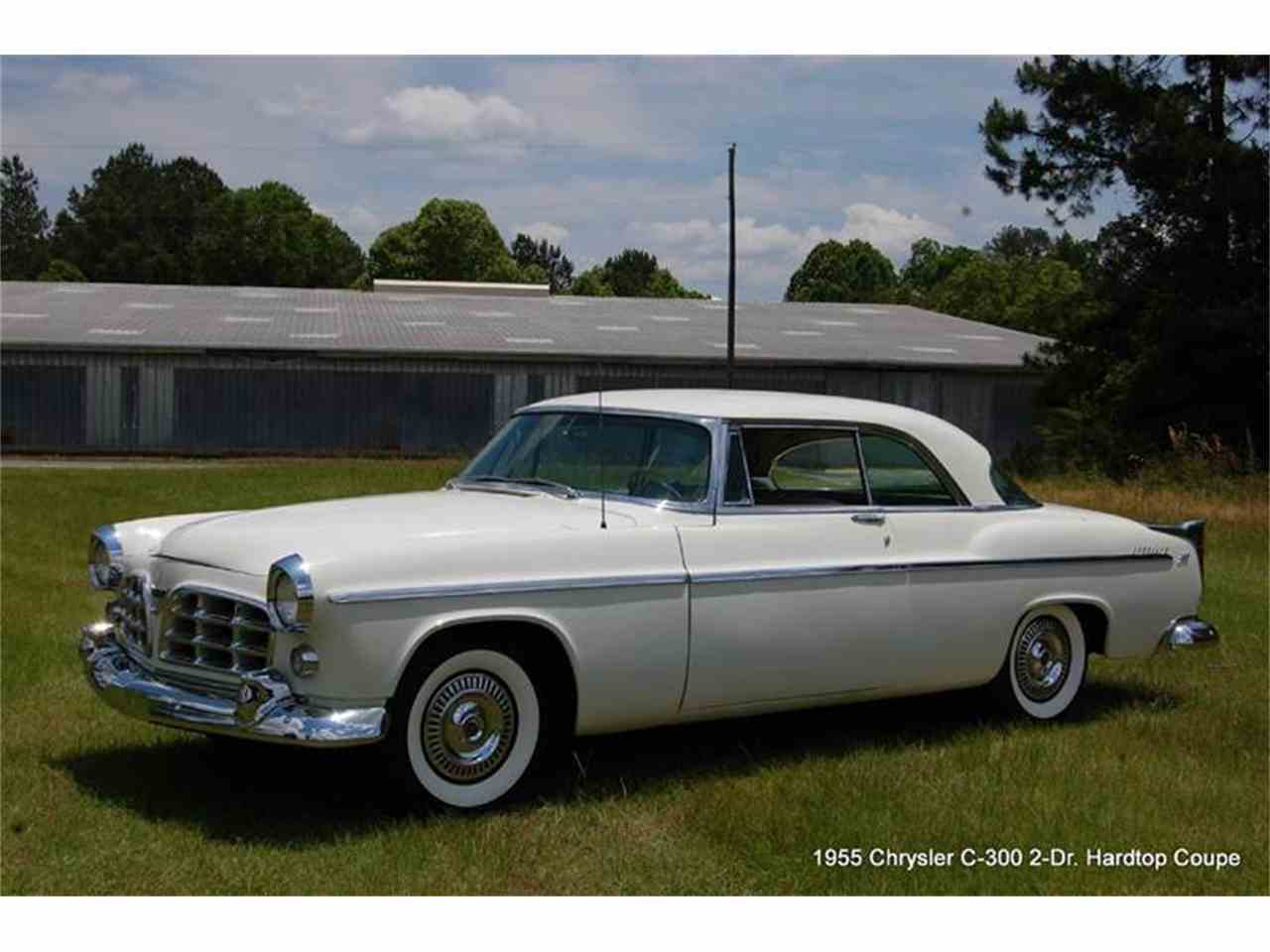 Chrysler 300 Letter Series I (C-300) 1955 - 1955 Coupe-Hardtop #4