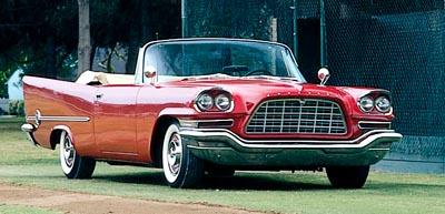 Chrysler 300 Letter Series III (300C) 1957 - 1957 Cabriolet #7