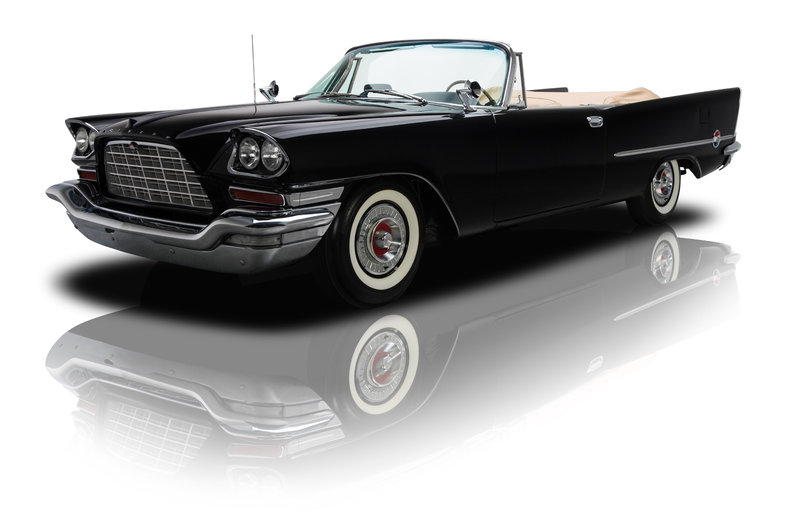 Chrysler 300 Letter Series III (300C) 1957 - 1957 Cabriolet #2