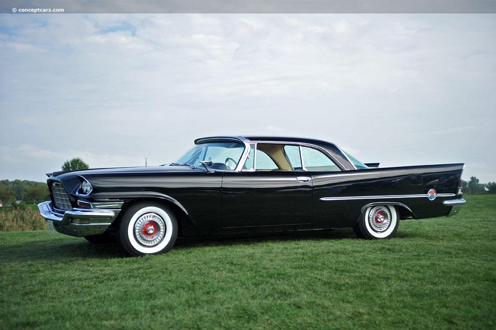 Chrysler 300 Letter Series III (300C) 1957 - 1957 Coupe-Hardtop #6