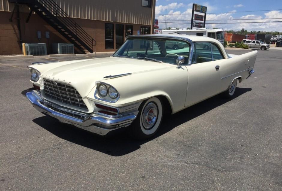 Chrysler 300 Letter Series III (300C) 1957 - 1957 Coupe-Hardtop #3