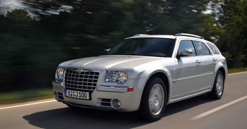 Chrysler 300C I 2004 - 2011 Station wagon 5 door #6