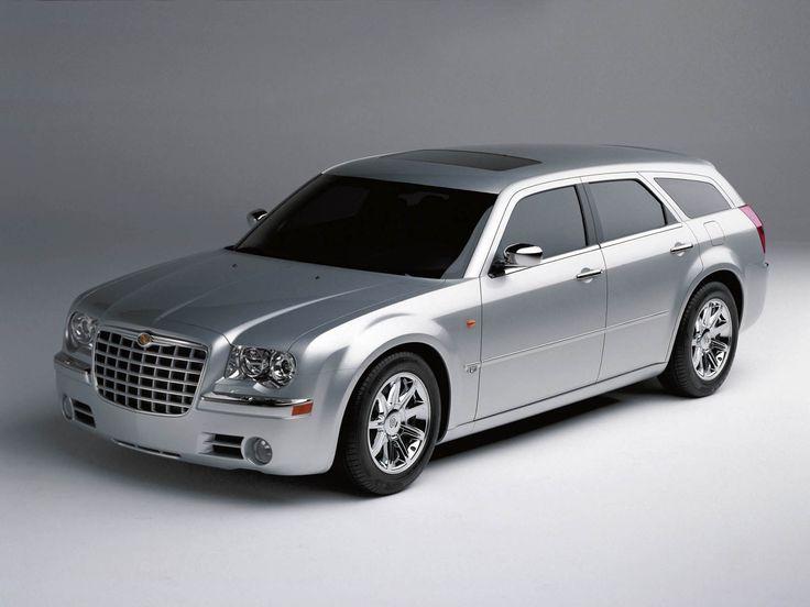 Chrysler 300C I 2004 - 2011 Station wagon 5 door #2