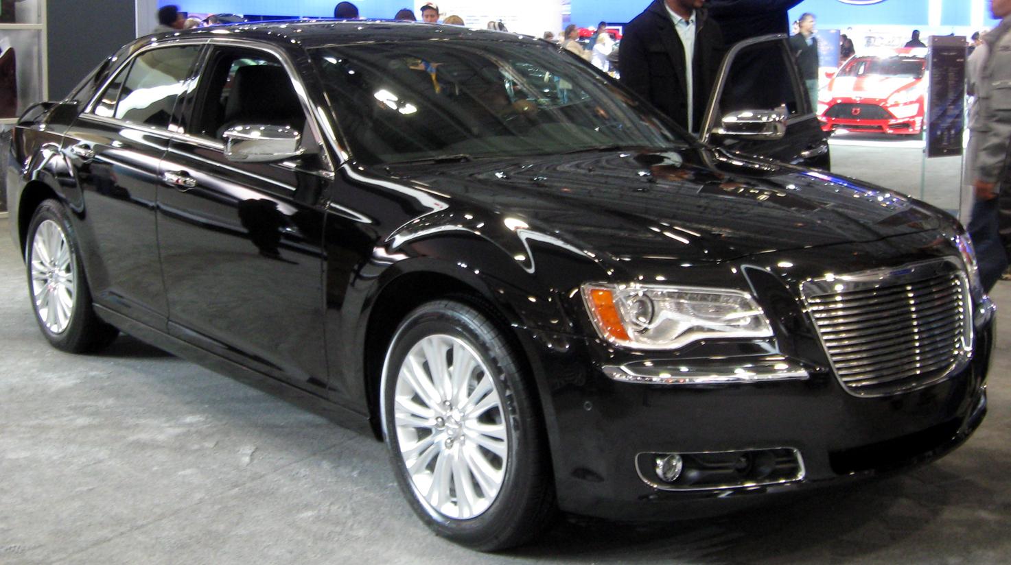 Chrysler 300C I 2004 - 2011 Station wagon 5 door #5