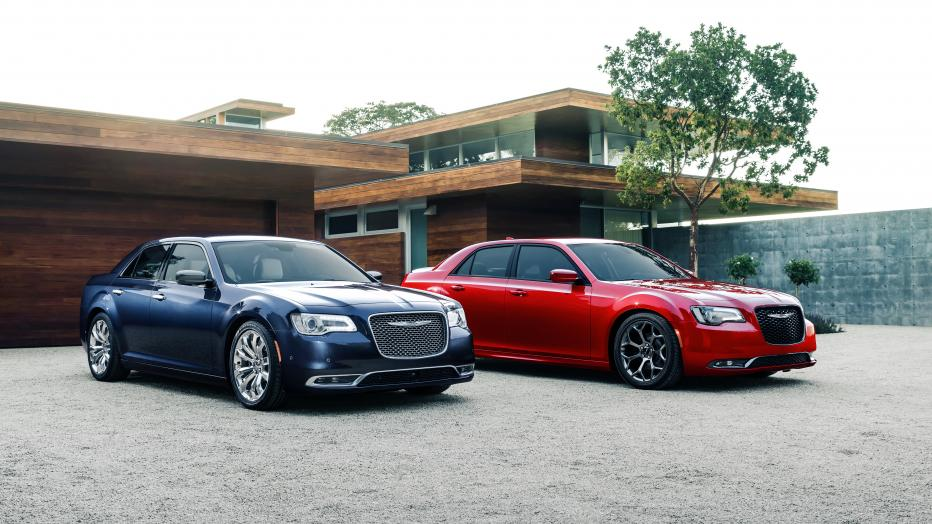 Chrysler 300C II Restyling 2015 - now Sedan #6