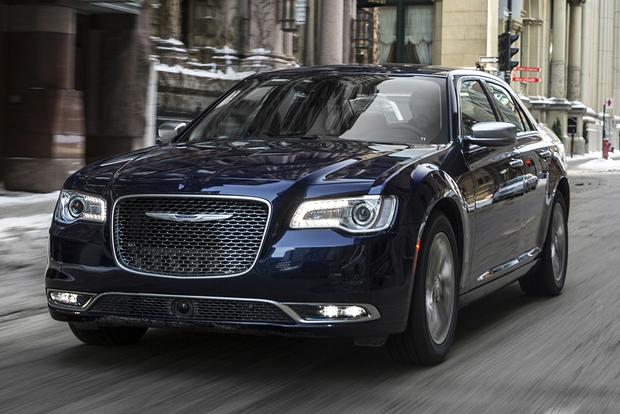 Chrysler 300C II Restyling 2015 - now Sedan #8