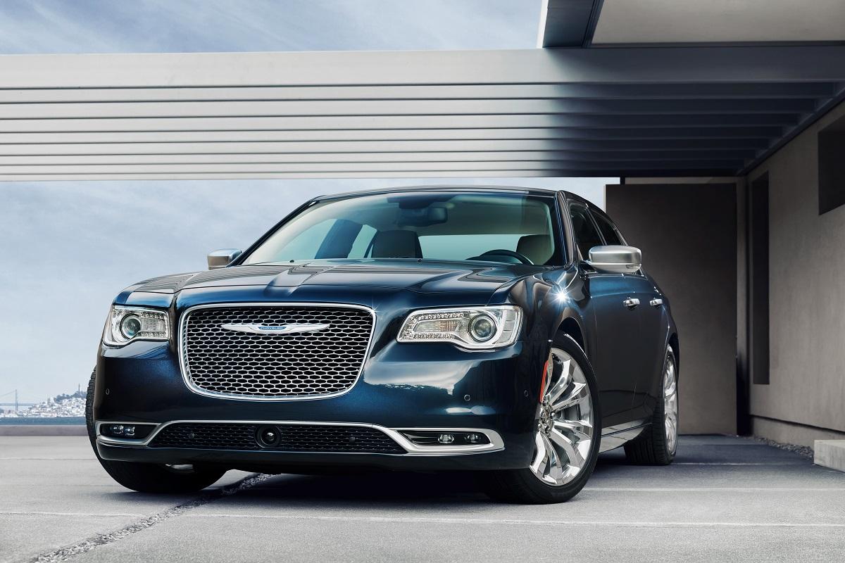 Chrysler 300C II Restyling 2015 - now Sedan #7