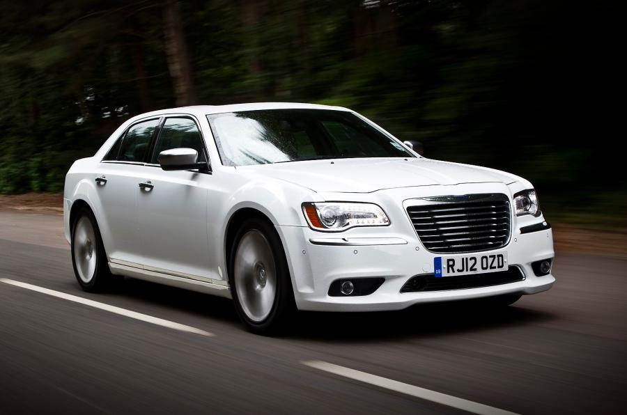 Chrysler 300C II Restyling 2015 - now Sedan #1