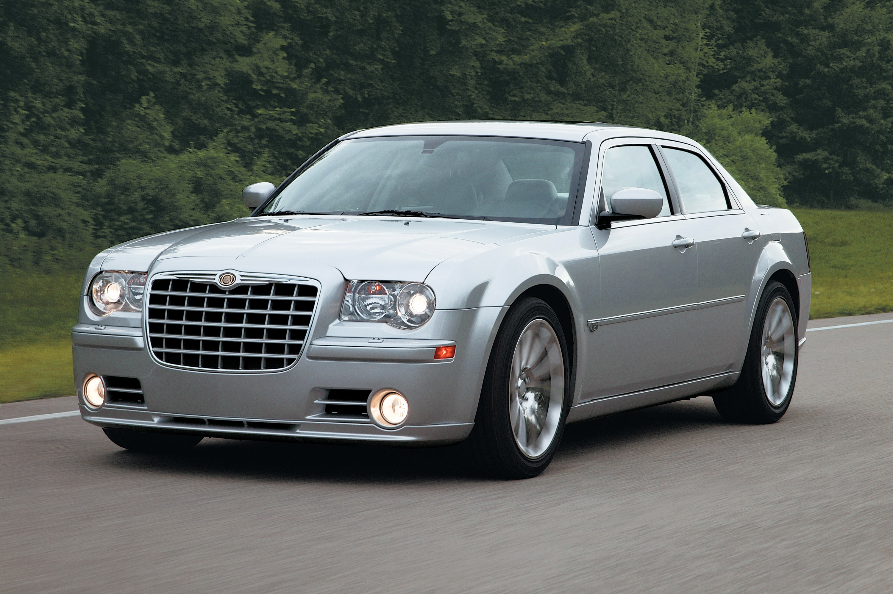 Chrysler 300C SRT8 I 2004 - 2010 Sedan #6