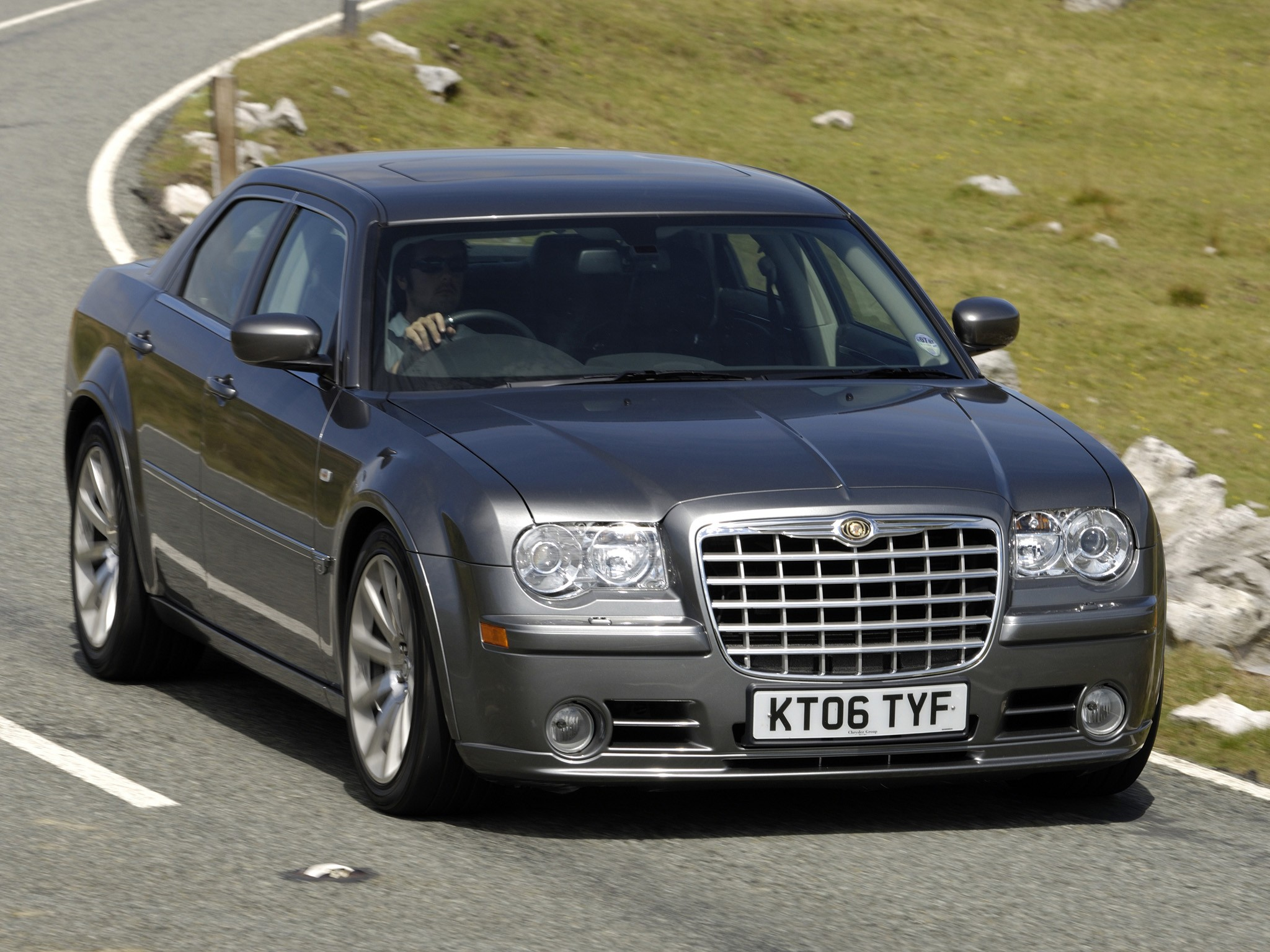 Chrysler 300C SRT8 I 2004 - 2010 Sedan #7