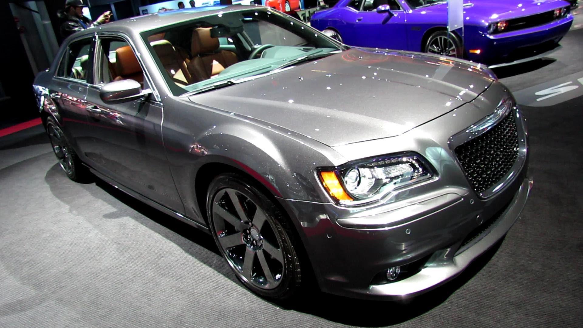 Chrysler 300C SRT8 II 2012 - now Sedan #4