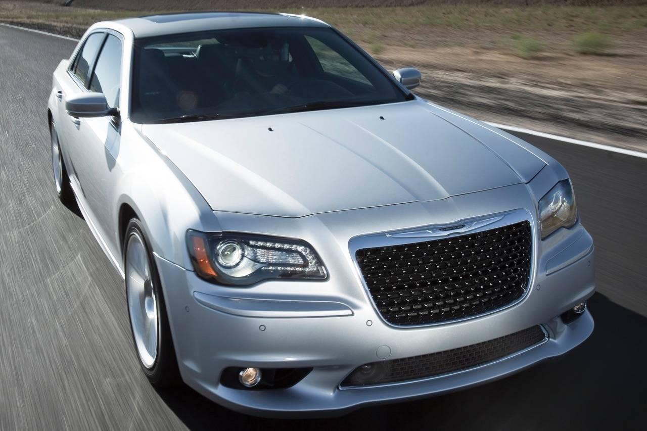 Chrysler 300C SRT8 II 2012 - now Sedan #1