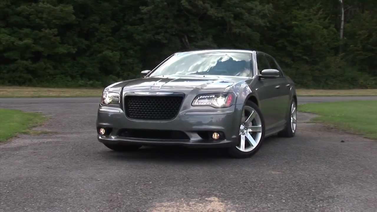 Chrysler 300C SRT8 II 2012 - now Sedan #6