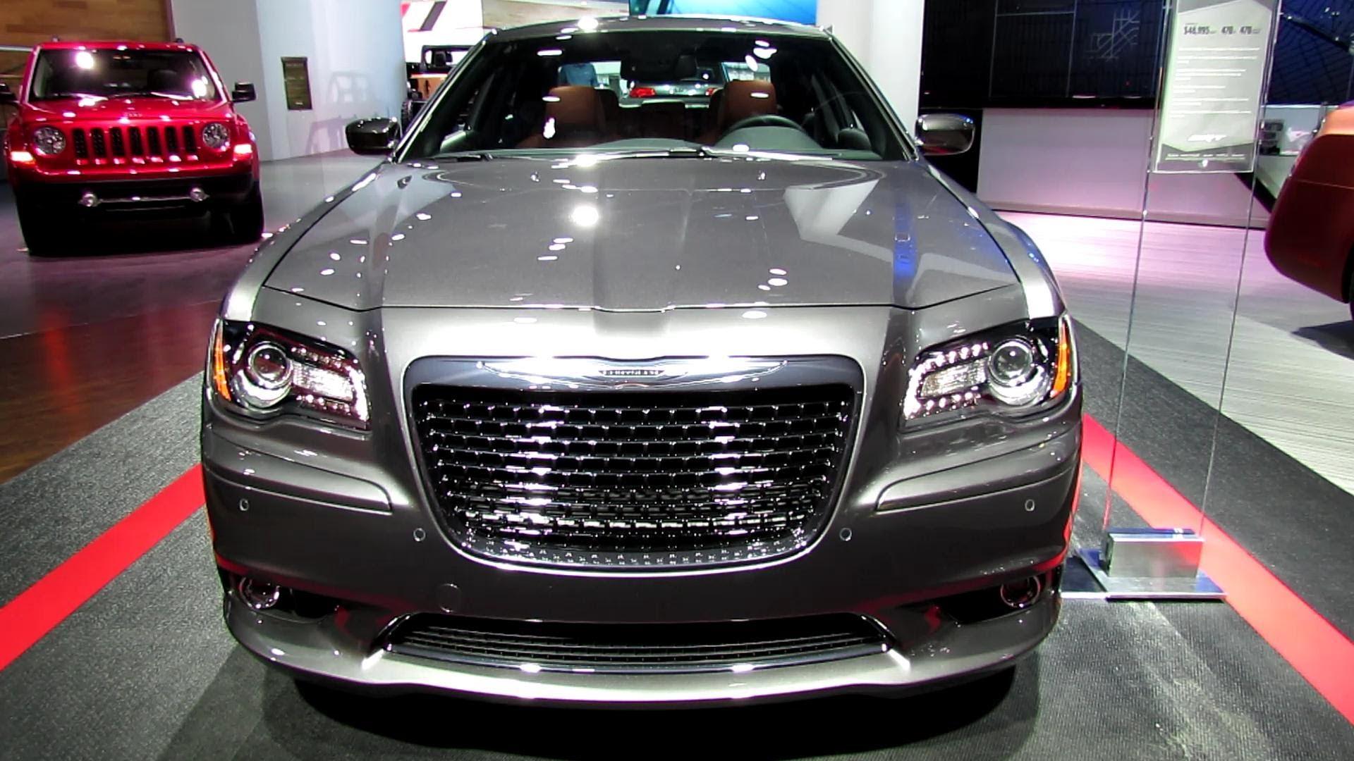 Chrysler 300C SRT8 II 2012 - now Sedan #7