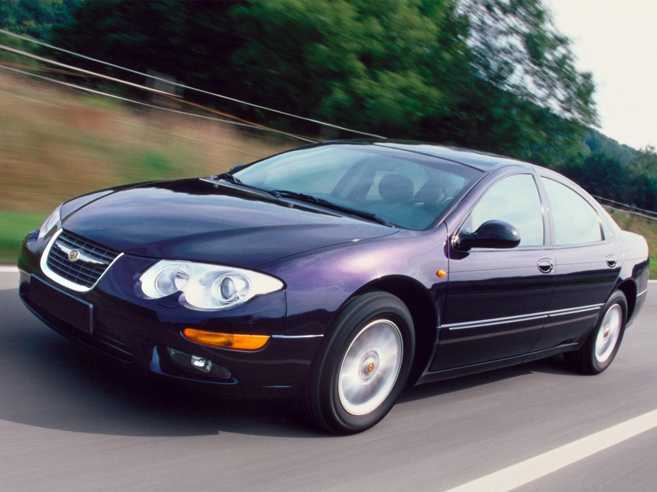 Chrysler 300M 1998 - 2004 Sedan #3