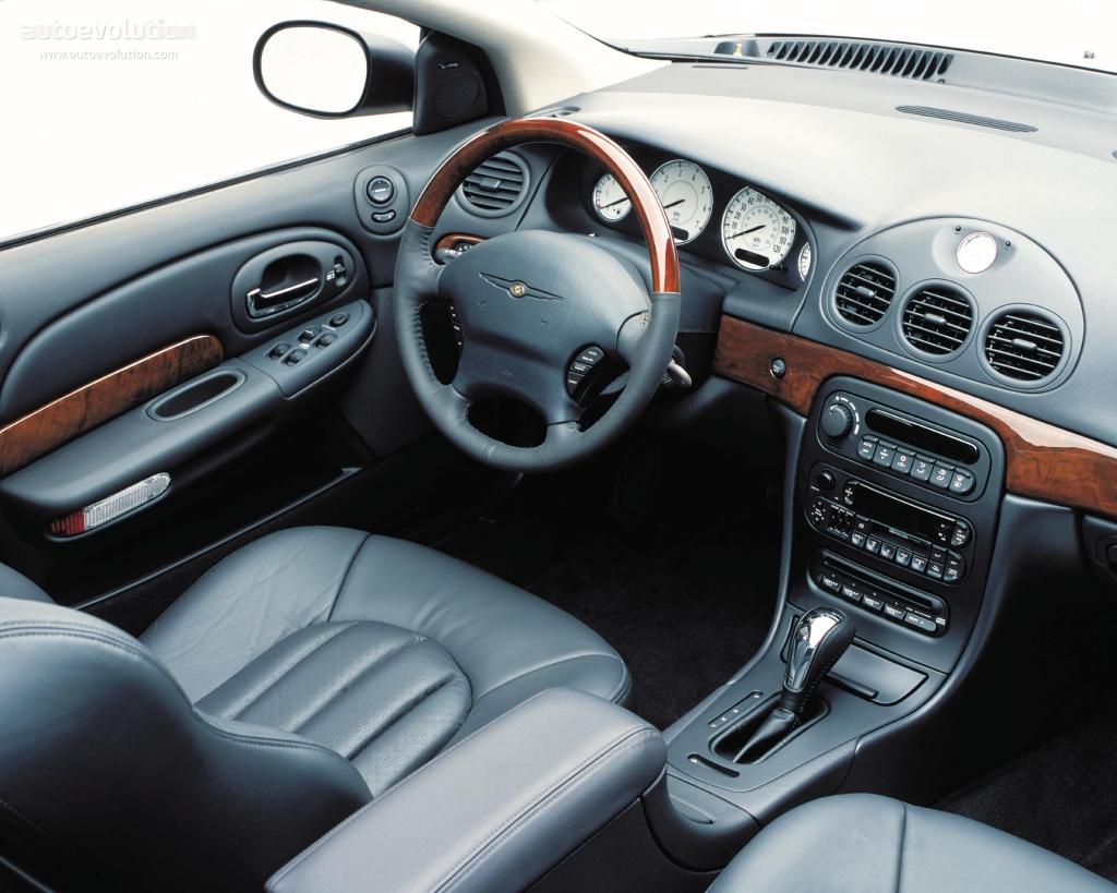 Chrysler 300M 1998 - 2004 Sedan #6
