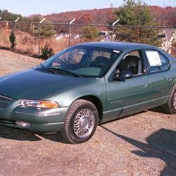 Chrysler Cirrus 1995 - 2000 Sedan #7