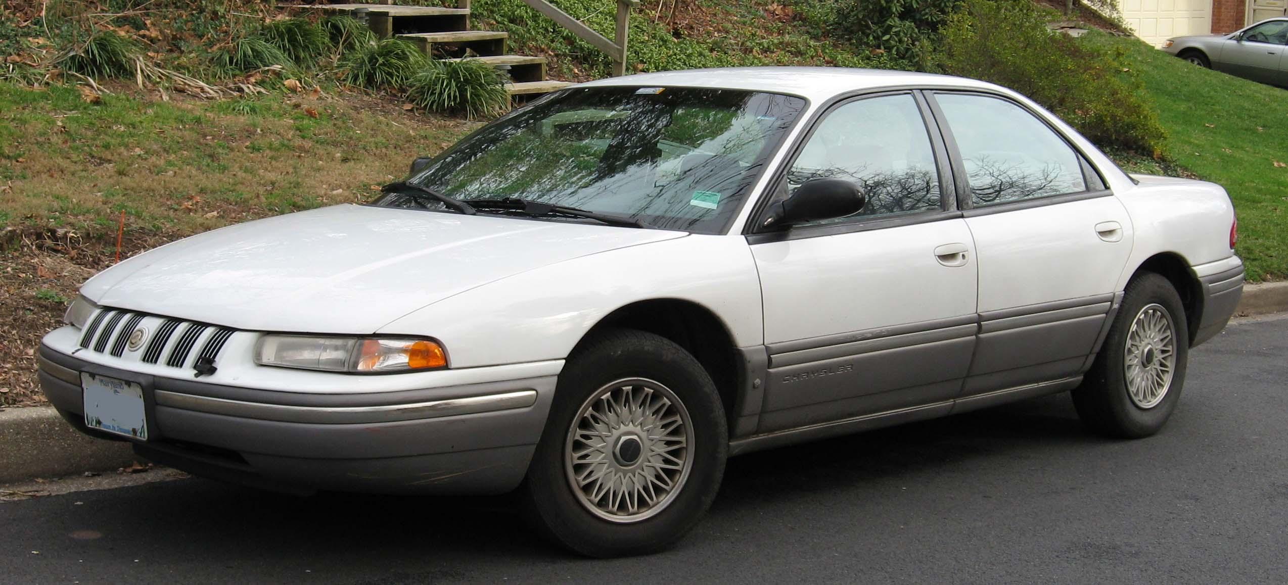 Chrysler Concorde I 1993 - 1997 Sedan #1