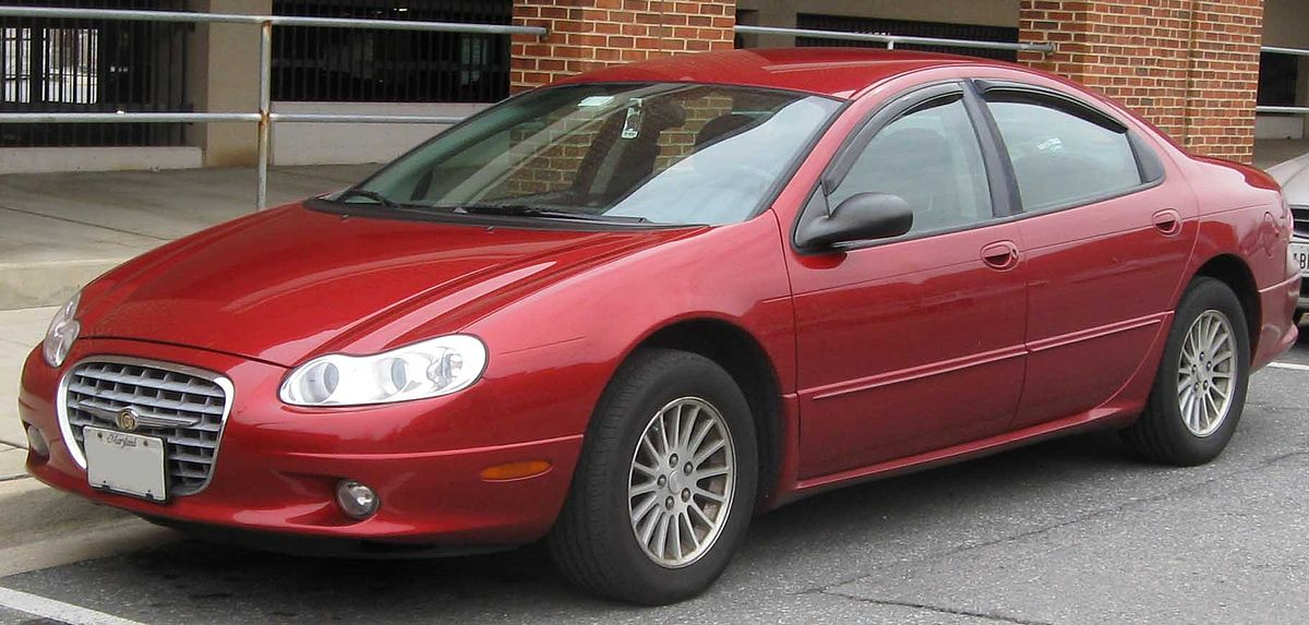 Chrysler LHS II 1998 - 2001 Sedan #8