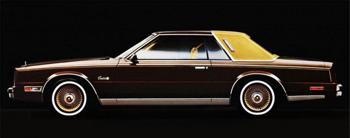Chrysler Cordoba II 1980 - 1983 Coupe-Hardtop #2