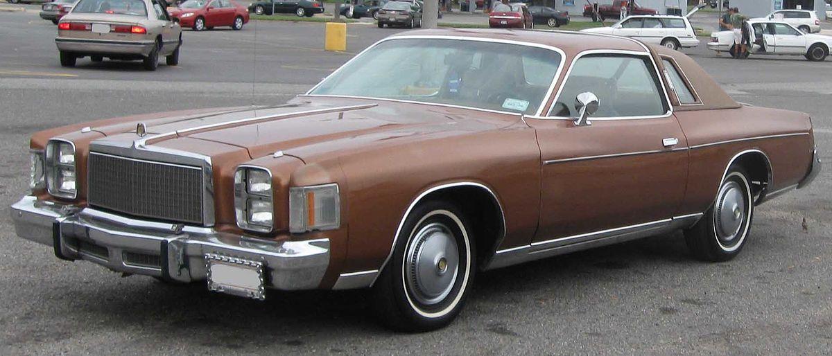 Chrysler Cordoba II 1980 - 1983 Coupe-Hardtop #7