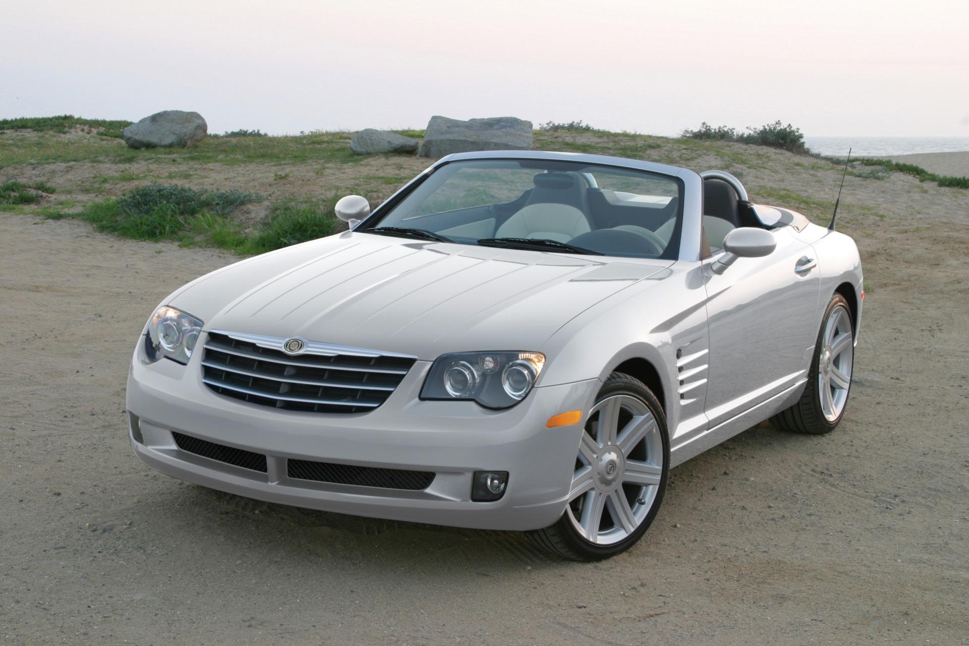 Chrysler Crossfire 2003 - 2007 Cabriolet #4