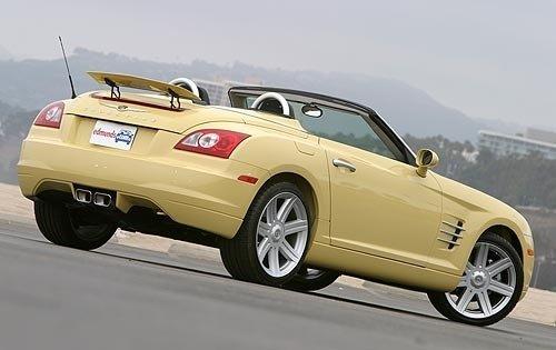 Chrysler Crossfire 2003 - 2007 Cabriolet #1