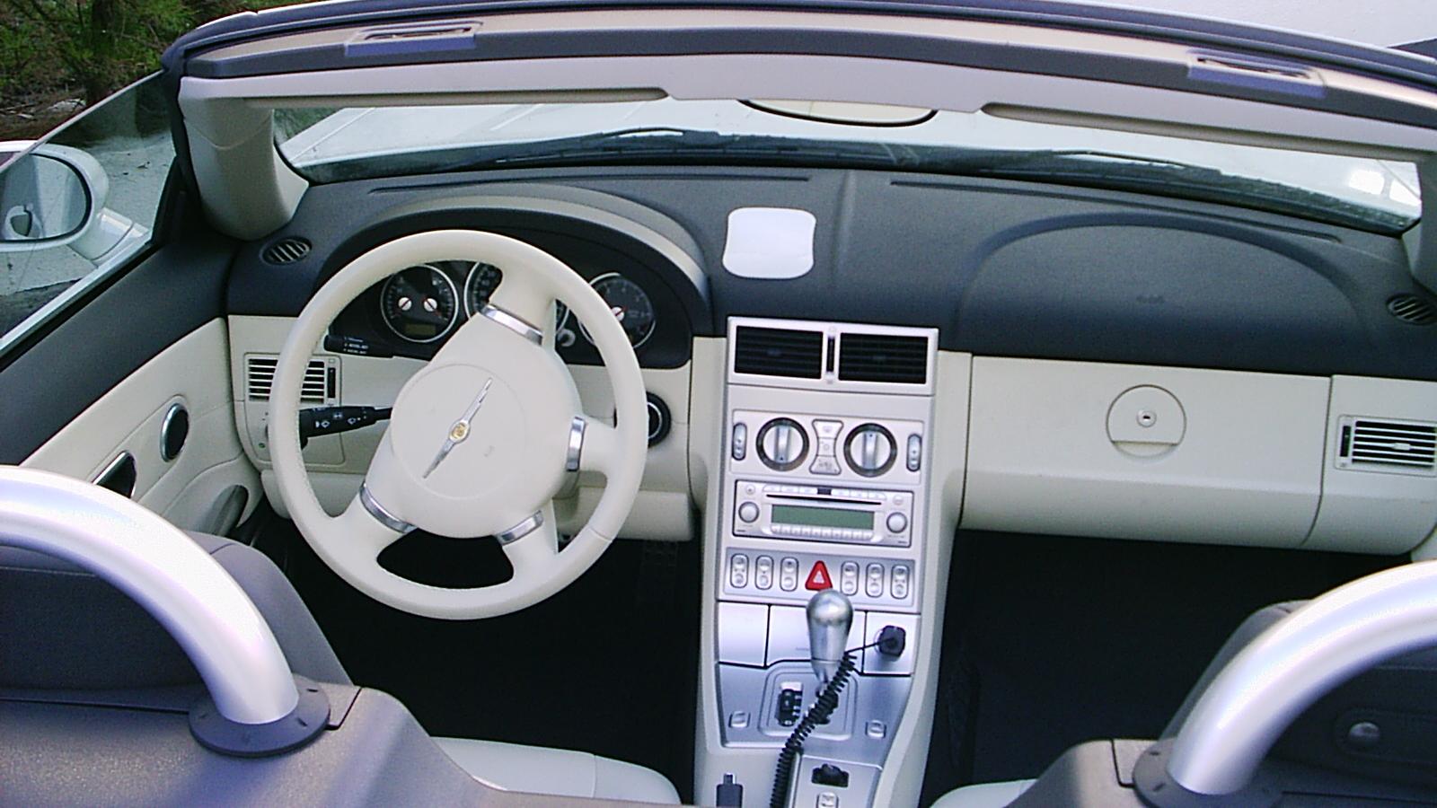 Chrysler Crossfire 2003 - 2007 Cabriolet #6