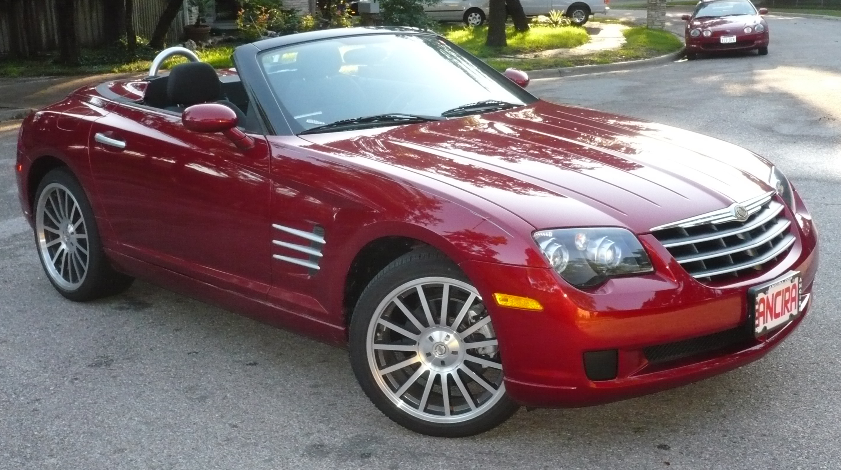 Chrysler Crossfire 2003 - 2007 Cabriolet #3